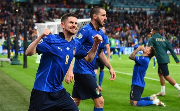 Italia có bước chuyển mình ngoan mục về mặt lối chơi