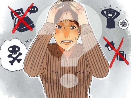 Rối loạn lo âu là bệnh phổ biến trong cuộc sống hiện đại.
