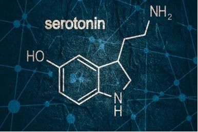 Thiếu hụt hormone serotonin gây rối loạn lo âu.