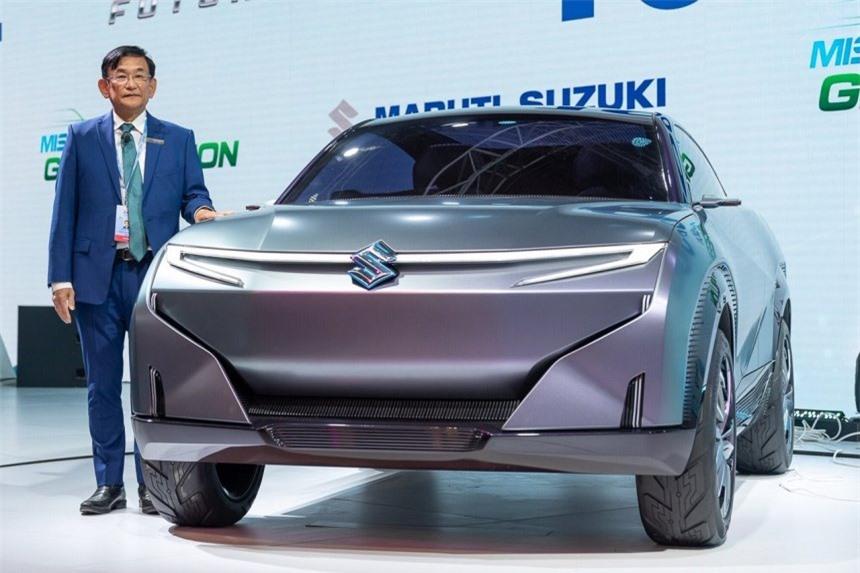 Xe điện Suzuki sắp ra mắt