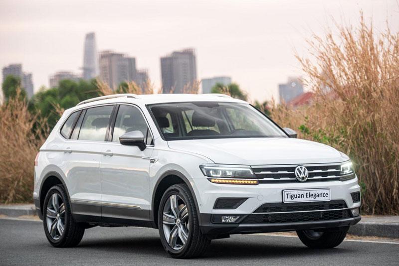 Volkswagen Tiguan Allspace Elegance.