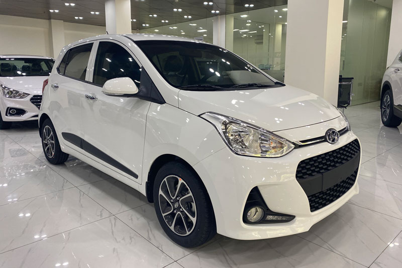 7. Hyundai Grand i10 (doanh số: 6.347 chiếc). Ảnh: Hyundai Long Biên.