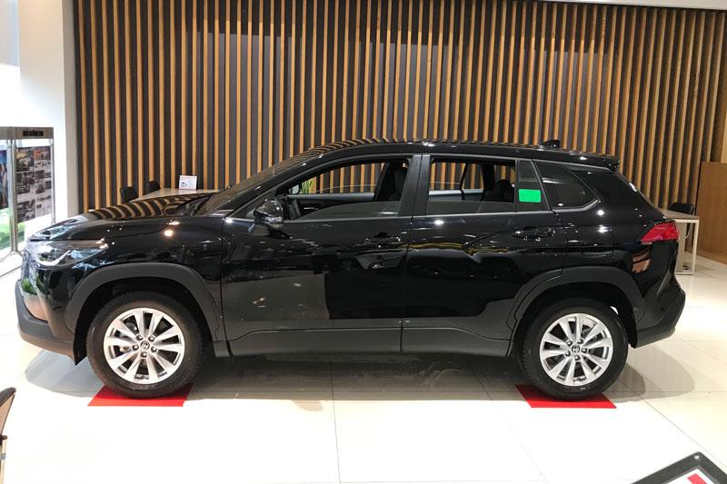 8. Toyota Corolla Cross (doanh số: 5.659 chiếc). Ảnh: Toyota Tây Ninh.