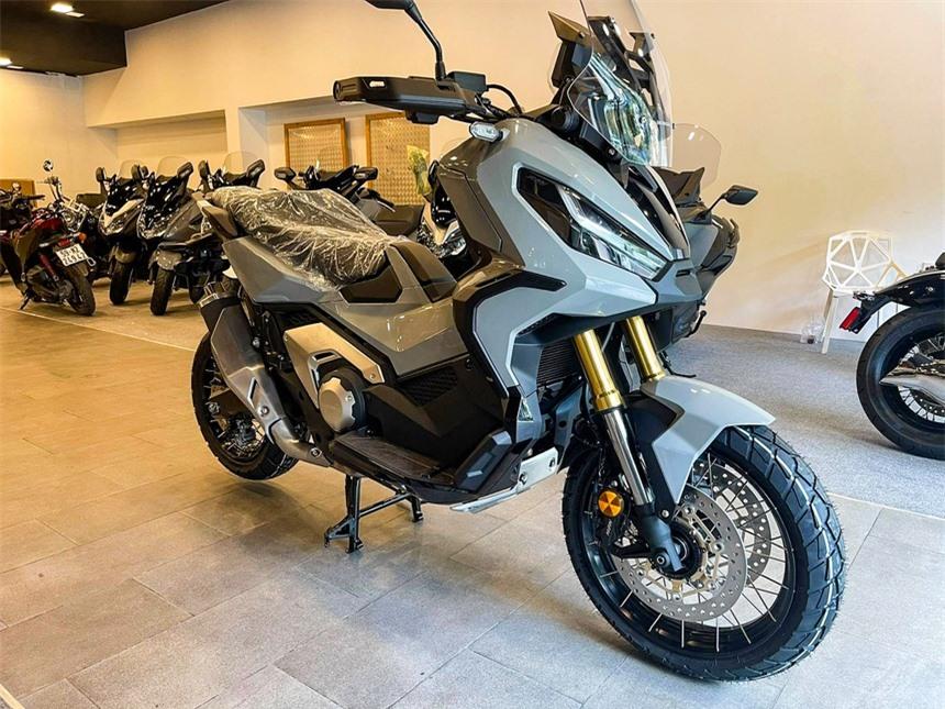 Honda X-ADV 2021 dau tien ve Viet Nam anh 1