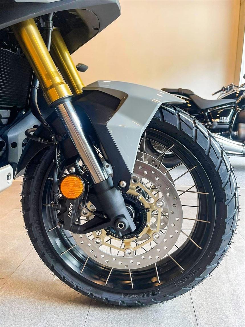 Honda X-ADV 2021 dau tien ve Viet Nam anh 3