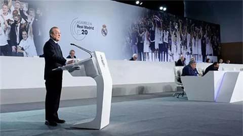 Doanh thu Real giảm 300 triệu euro vì Covid-19