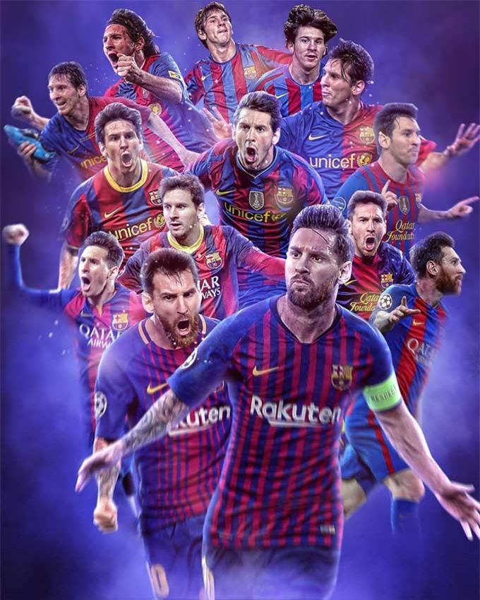 Messi đã gắn bó hơn 20 năm với Barca và anh sẽ muốn giải nghệ tại đây