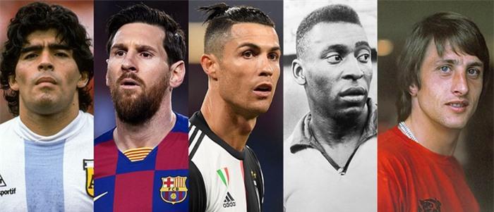 Top 5 cầu thủ có sức ảnh hưởng làm thay đổi lịch sử bóng đá thế giới - Ảnh 1.