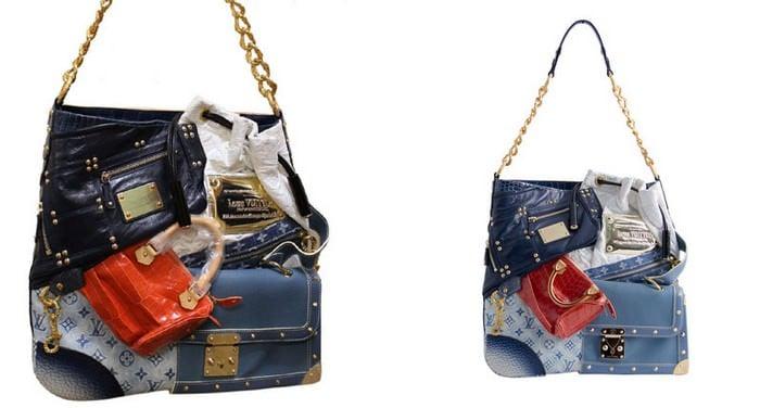 8. Túi Tribute Patchwork của Louis Vuitton: Trị giá 42.000 USD – Tương đương 996 triệu đồng.