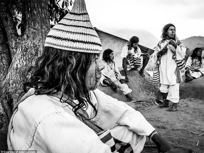 Kogi, bộ tộc ăn chay, thân thiện với môi trường - Ảnh 1.