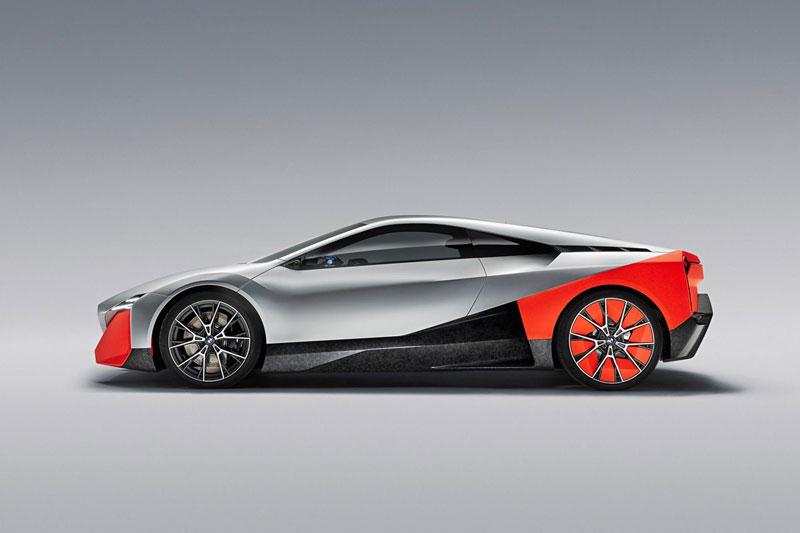BMW Vision M Next 2019.