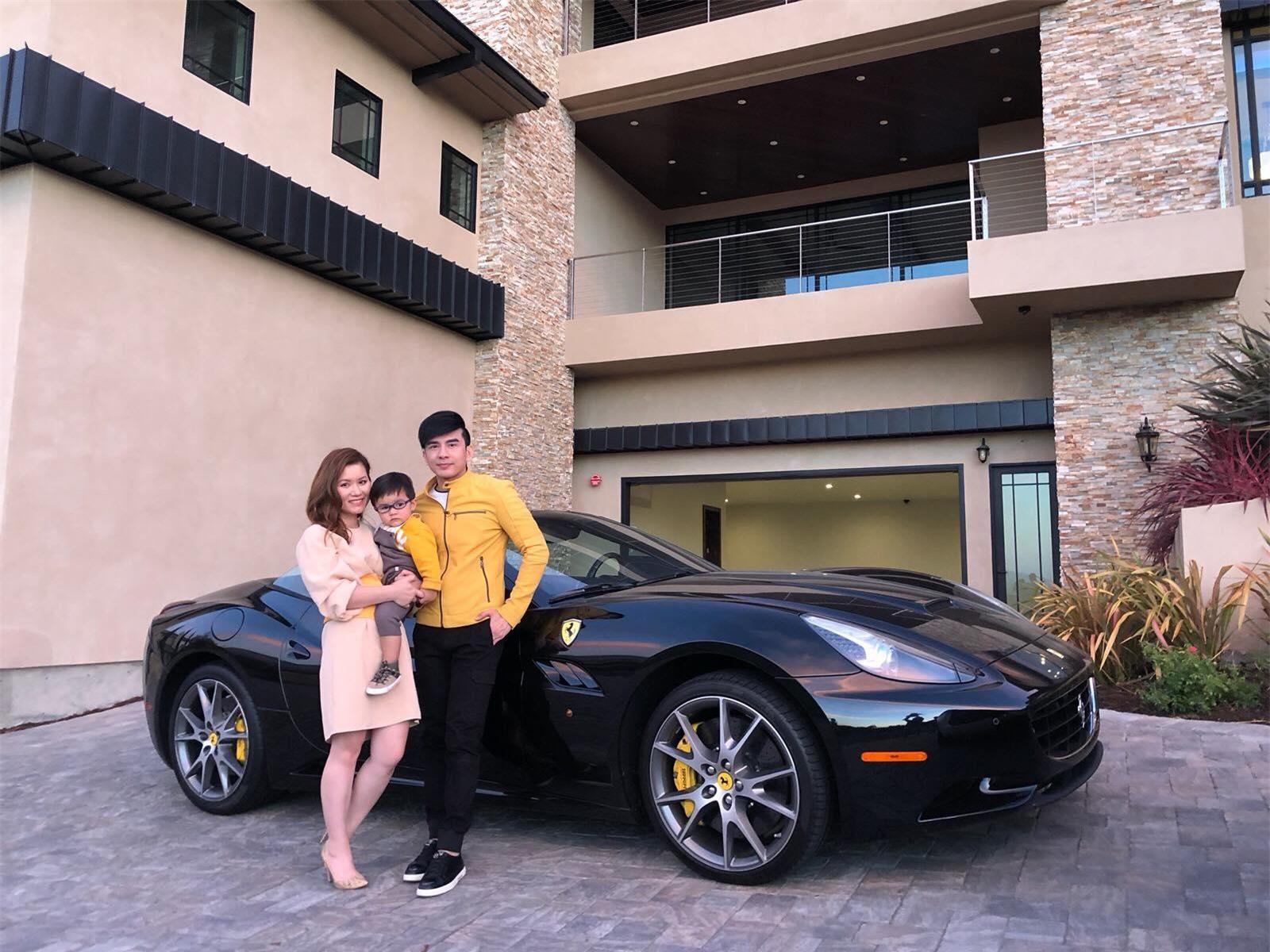 Bộ sưu tập siêu xe, xe siêu sang triệu USD của vợ chồng Thủy Tiên - Đan Trường thuở còn mặn nồng - Ảnh 3.