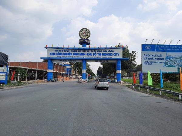 Công ty TNHH MTV Thực phẩm Nhất phẩm Việt Nam có trụ sở chính tại KCN Bình Minh, tỉnh Vĩnh Long.
