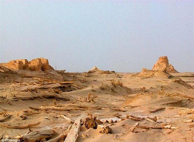 Tam giác quỷ made in Trung Quốc: Tử địa nuốt mạng người đầy bí ẩn không lời giải đáp - Ảnh 1.
