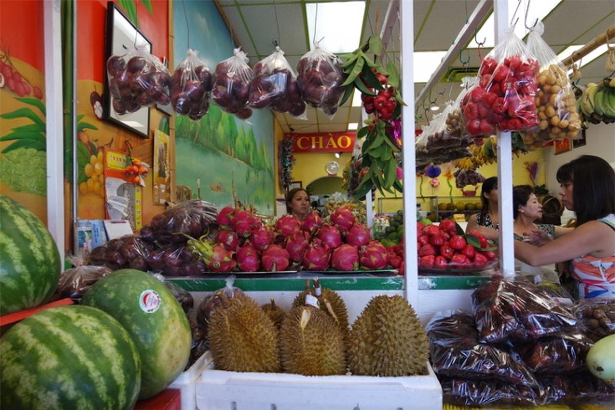 Trái cây Việt Nam có nhiều cơ hội thâm nhập thị trường Mỹ rộng lớn. (Ảnh minh họa: KT)