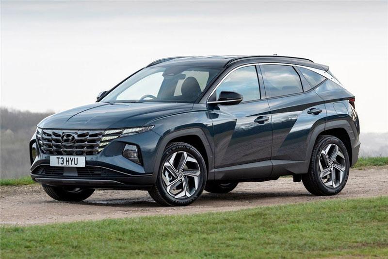 1. Hyundai Tucson 2021.