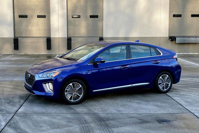 10. Hyundai Ioniq 2021.