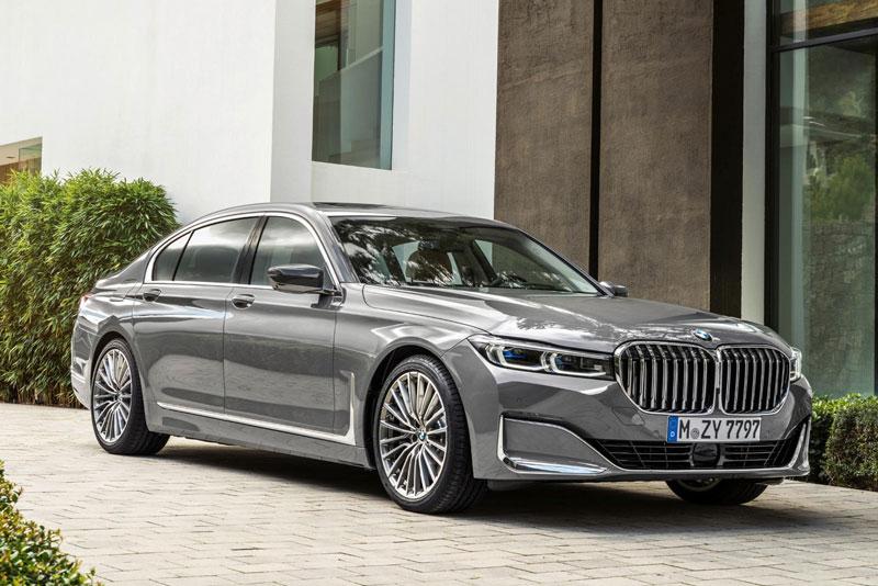 3. BMW 7 Series 2021.