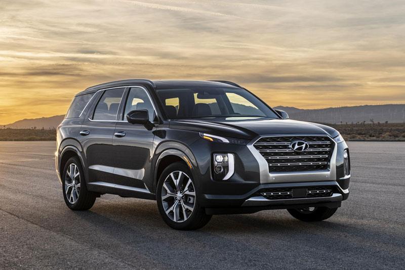 4. Hyundai Palisade 2021.