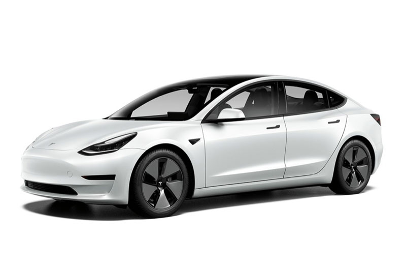 4. Tesla Model 3 2021.