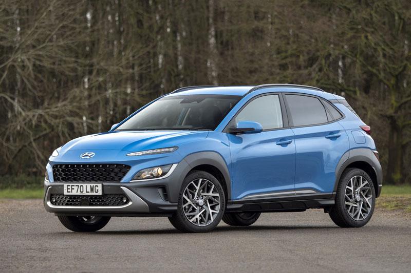 6. Hyundai Kona 2021.