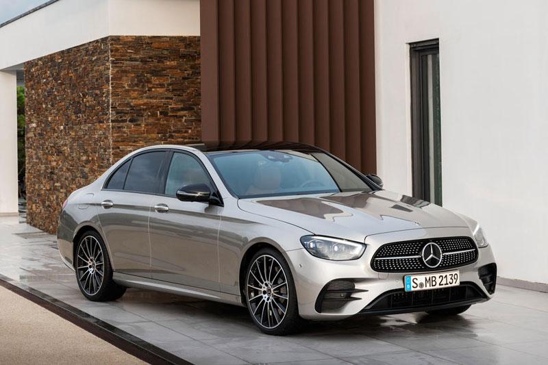 6. Mercedes-Benz E-Class 2021.