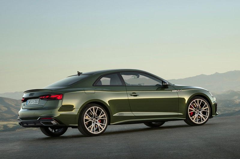 7. Audi A5 2021.