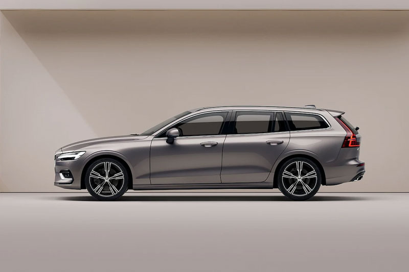 9. Volvo V60 2021.