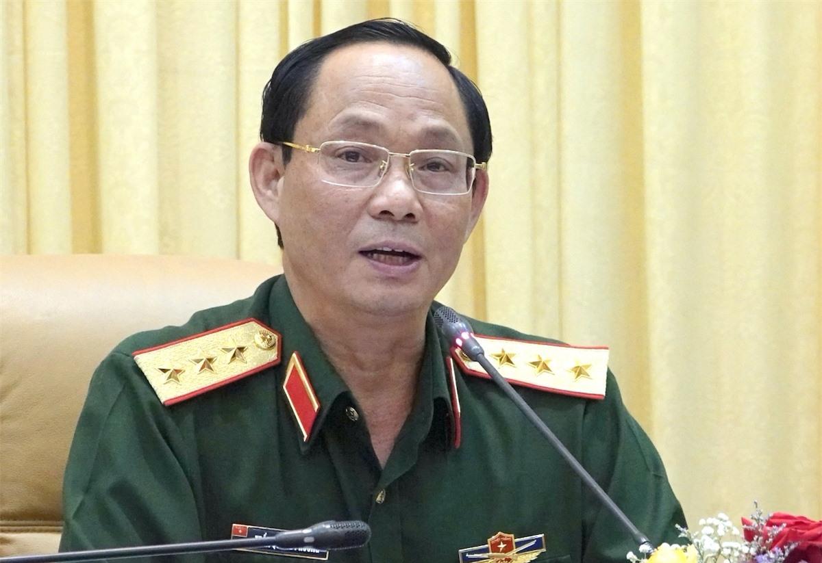 Thượng tướng Trần Quang Phương