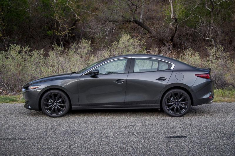 1. Mazda3 2021.
