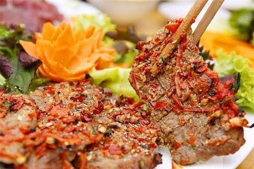 3 công thức nướng thịt trâu lạ miệng
