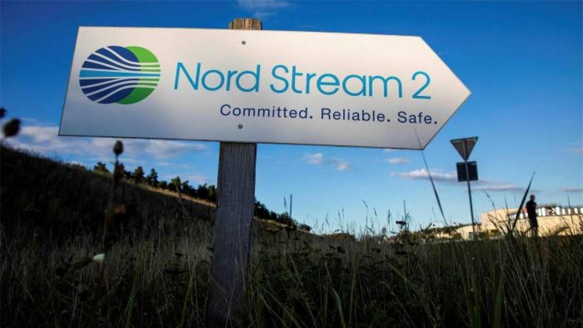 Mỹ và Đức đạt thỏa thuận về dự án Dòng chảy phương Bắc 2. Ảnh: Financial Times