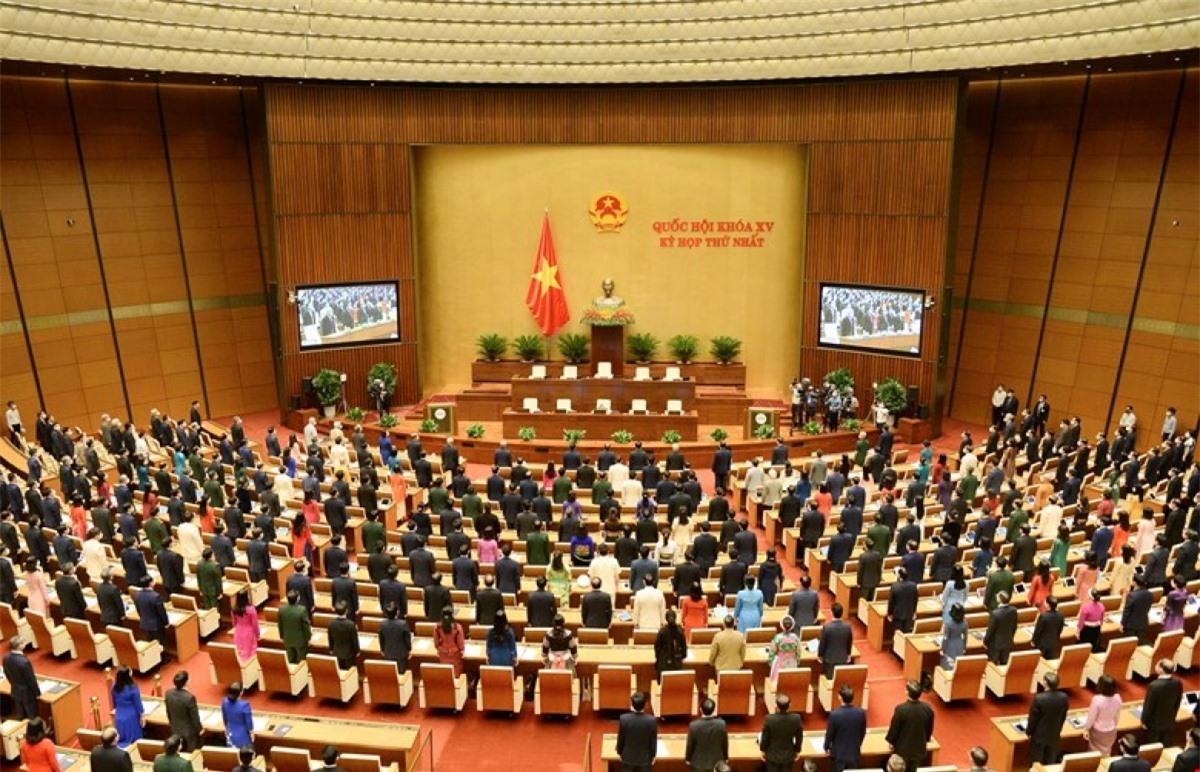 Kỳ họp thứ nhất Quốc hội khoá XV khai mạc ngày 20/7