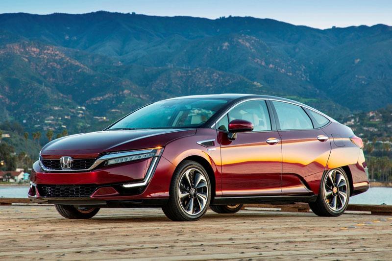 10. Honda Clarity 2021.