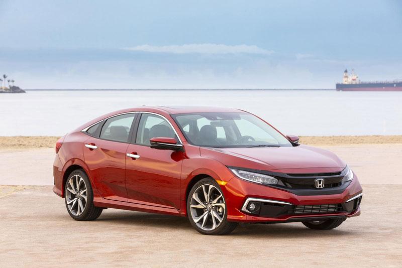 2. Honda Civic 2021.