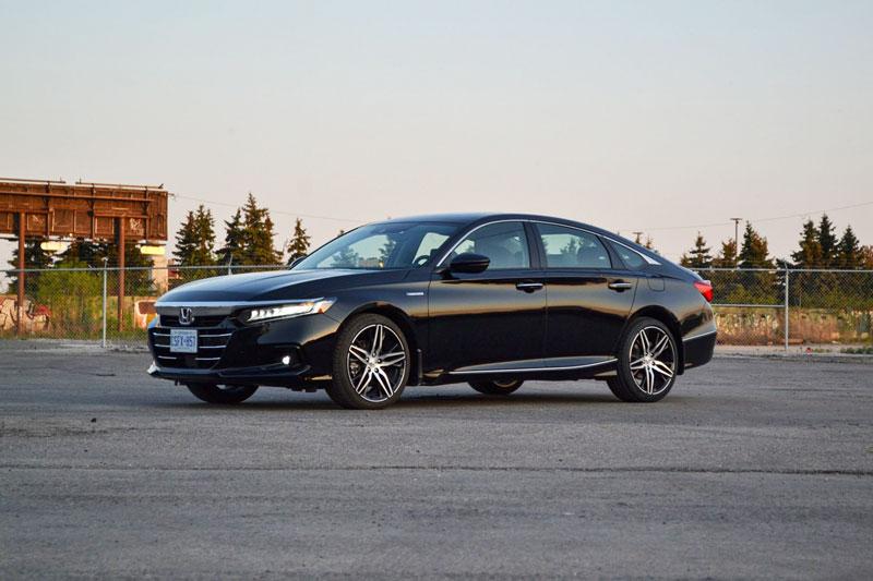 3. Honda Accord 2021.