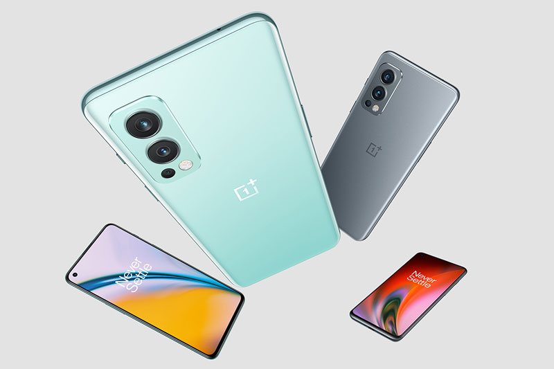 OnePlus Nord 2 5G.