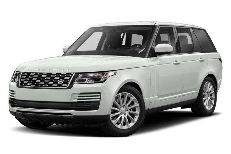 6. Land Rover Range Rover HSE Td6 2021.