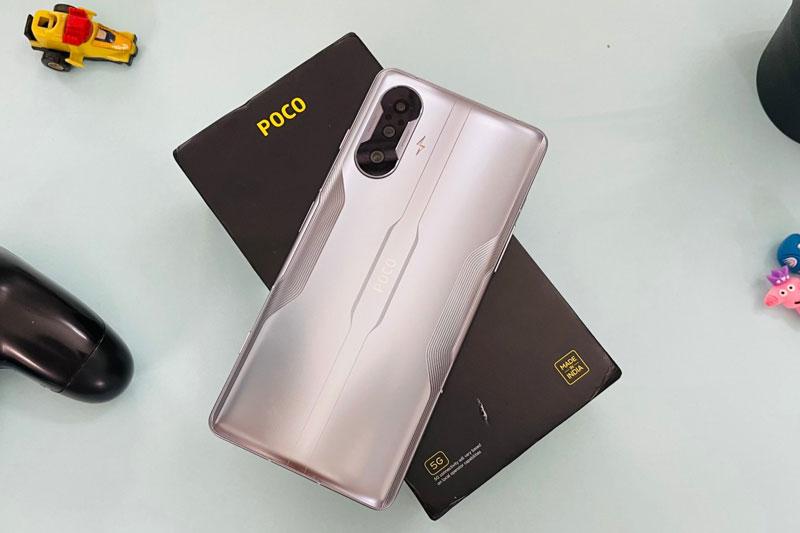 Trên tay Xiaomi Poco F3 GT 5G vừa ra mắt, giá hơn 8 triệu đồng