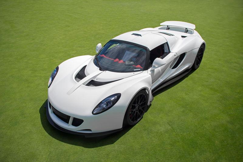 2. Hennessey Venom GT.