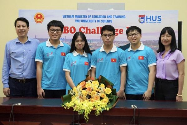Học sinh Việt Nam xuất sắc giành Huy chương Vàng tại Olympic Sinh học quốc tế 2021