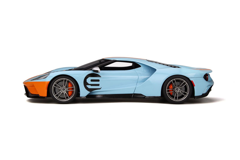 9. Ford GT.