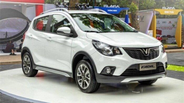 Giá bán 5 mẫu xe bán chạy nhất thị trường ô tô hiện nay 2
