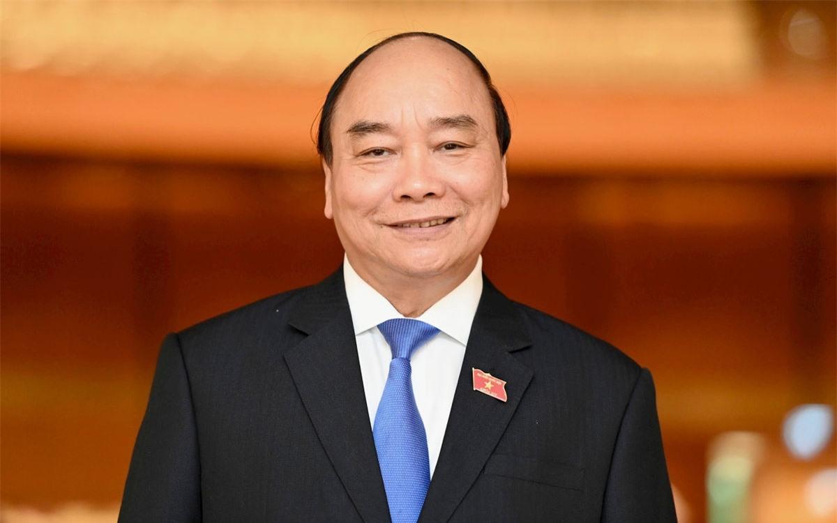 Ông Nguyễn Xuân Phúc tiếp tục được giới thiệu để Quốc hộ bầu giữ chức Chủ tịch nước nhiệm kỳ 2021-2026