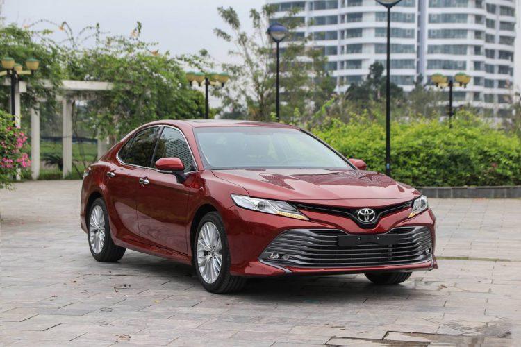 Toyota Camry giảm giá 25 triệu đồng tại đại lý - k���t qu��� x��� s��� vietlott