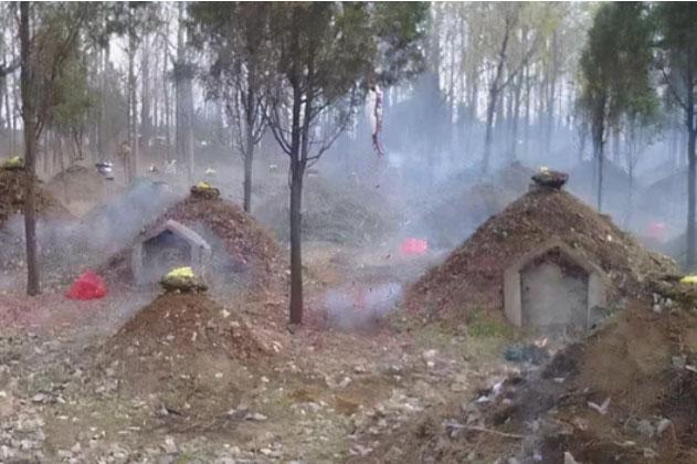 Người Trung Hoa xưa chôn cất quan tài dưới lòng đất nhưng trên mặt đất lại đắp một gò đất nhỏ, nguyên nhân không khó hiểu như nhiều người nghĩ