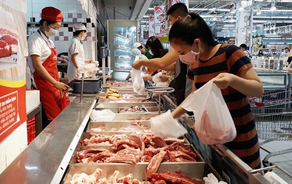 Hà Nội bảo đảm không thiếu thực phẩm, người dân không cần mua tích trữ