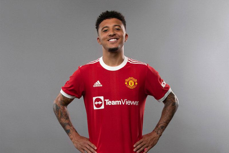 3. Jadon Sancho (Borussia Dortmund tới Man Utd, 2021, 85 triệu euro).