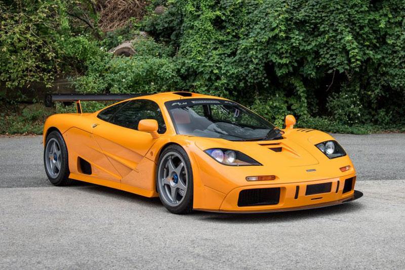 5. McLaren F1 LM (671 mã lực). F1 LM sử dụng động cơ V12 dung tích 6,1 lít do BMW sản xuất, công suất 671 mã lực, mô-men xoắn cực đại 705 Nm.