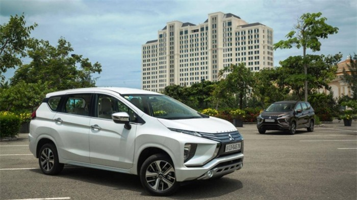 Mitsubishi Xpander giảm nửa doanh số nhưng vẫn bán chạy nhất phân khúc 1